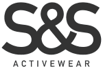 logo for s and s activewear